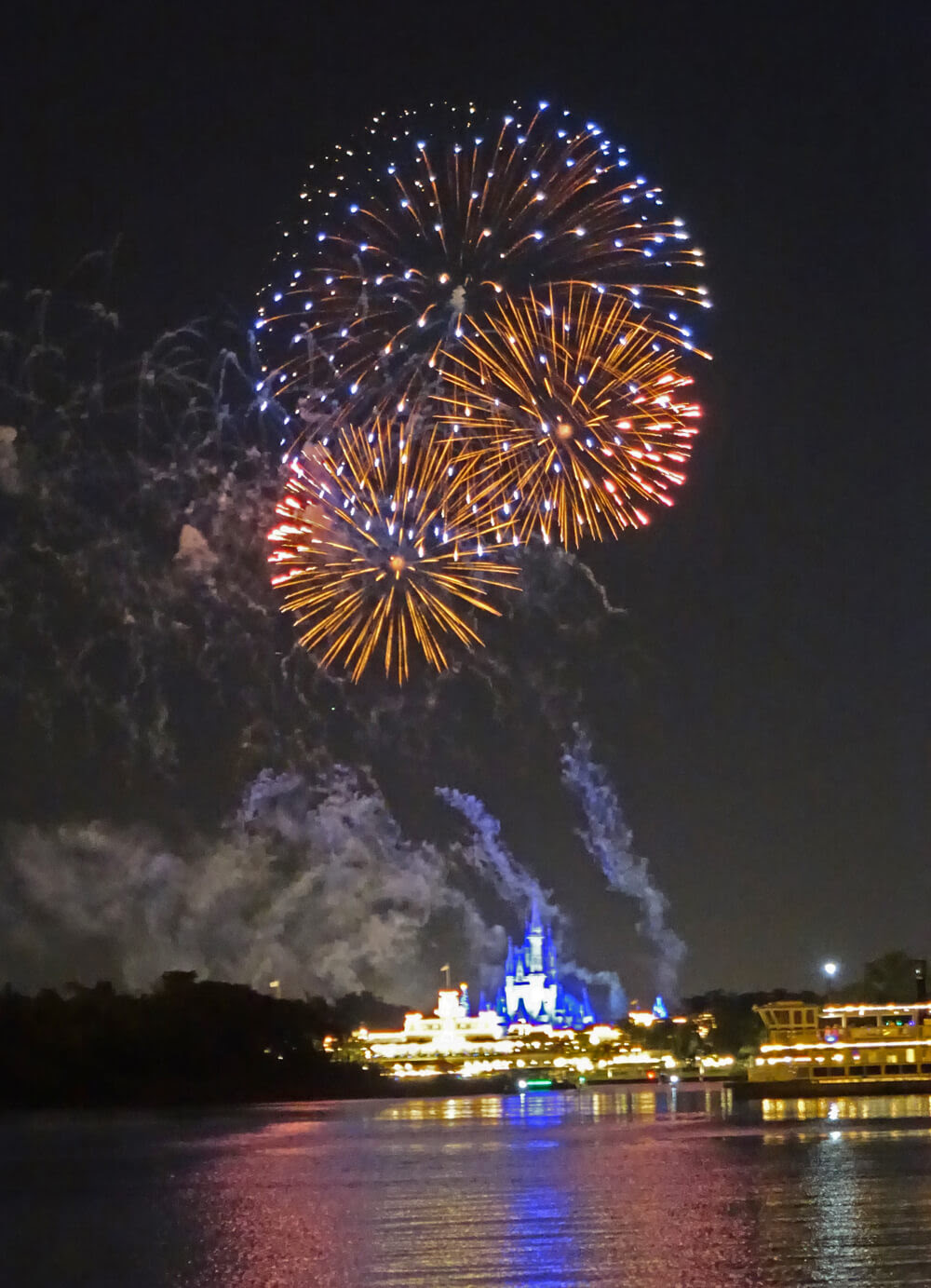 Disney World Holiday Crowds - Wishes