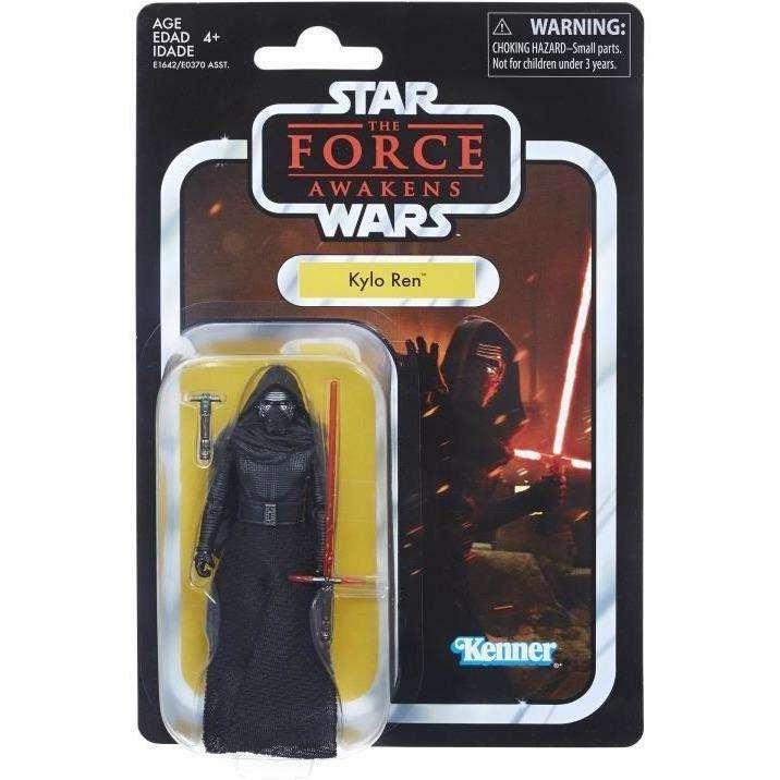 "Image of Star Wars: The Vintage Collection 3.75"" Wave 1 - Kylo Ren Action Figure"