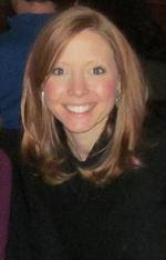 Kerri Roberts, Research Coordinator with the Center for Neuroscience and Regenerative Medicine (CNRM)