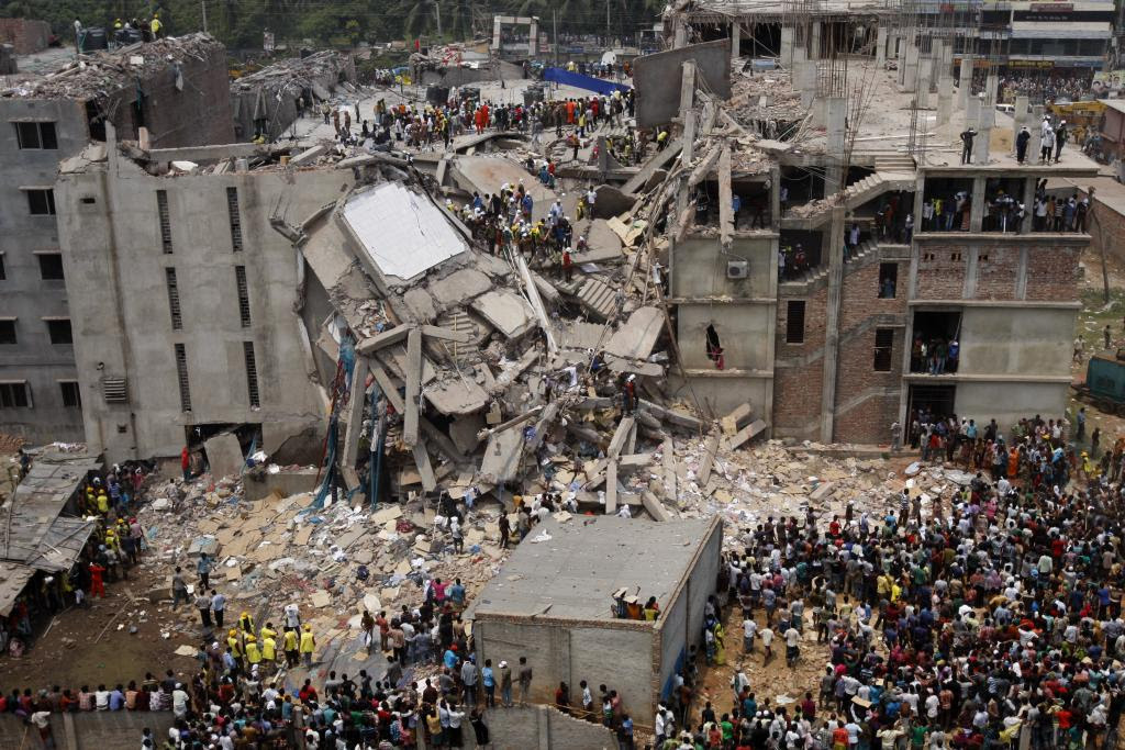 Rana Plaze factory collapse