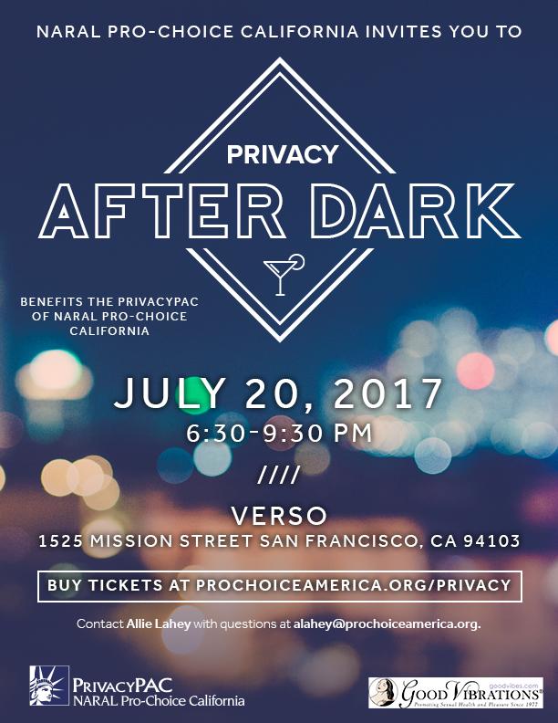 RSVP for Privacy After Dark
