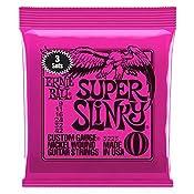 【正規品】 ERNIE BALL ギター弦 スーパー (09-42) 3セットパック 3223 SUPER SLINKY 3SET PACK