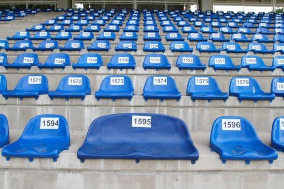 Todos os setores do Autódromo são equipados com assentos especiais.