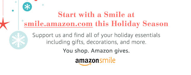 Smile with holiday shopping