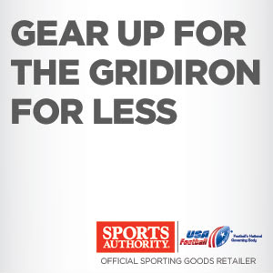 Save at Sports Authority