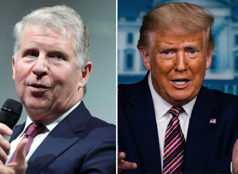Supreme Court Rules Trump's Taxes Can Be Turned Over to Far Left Hatchet Man Cy Vance to Find Something to Charge Him With Trump-cy-vance