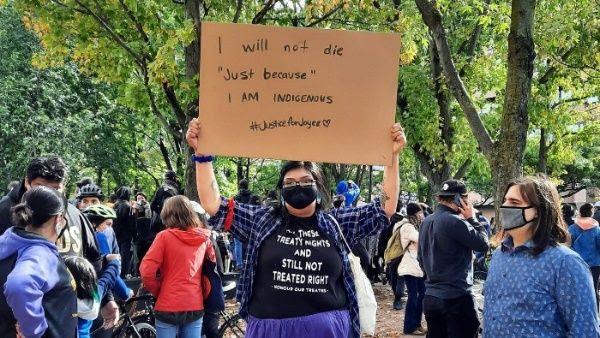 quebec protestas