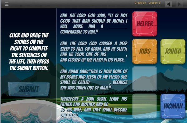 Veritas Bible 1