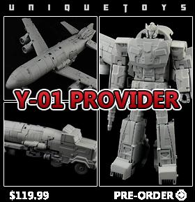 UNIQUE TOYS Y-01 PROVIDER