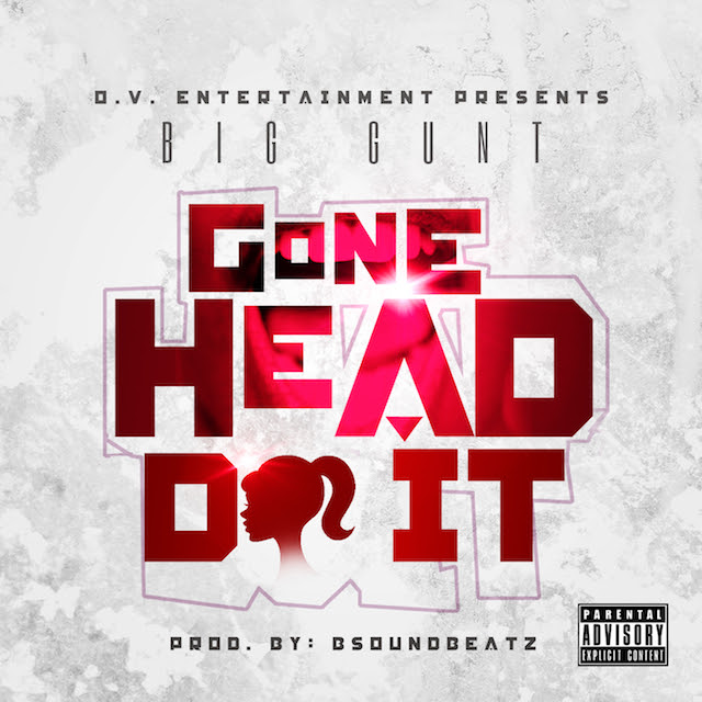 GONE HEAD DO IT COVER 2