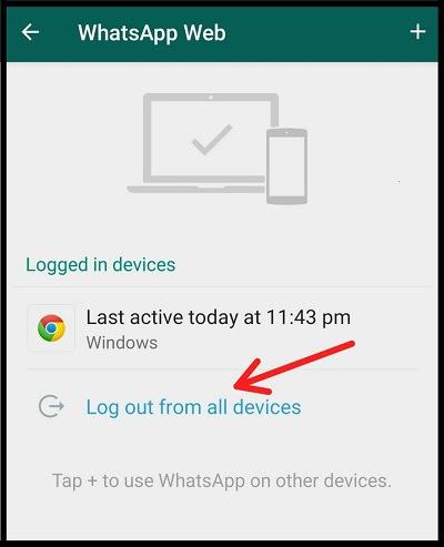 Les notifications de whatsapp ne fonctionnent pas-4