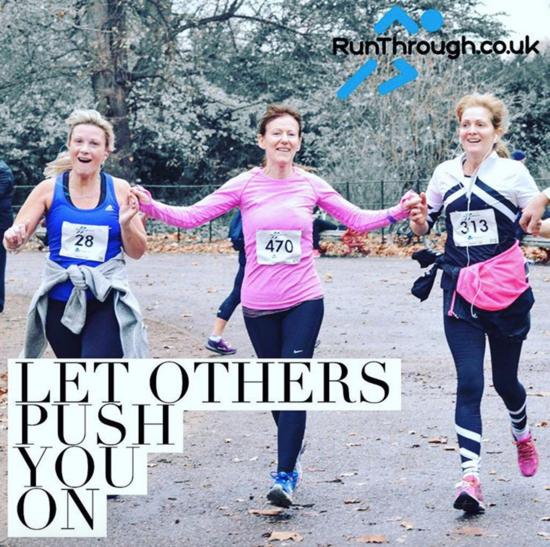 RunThrough Newsletter - 1st November RunThrough Running Club London