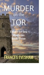 Murder on the Tor by Frances Evesham