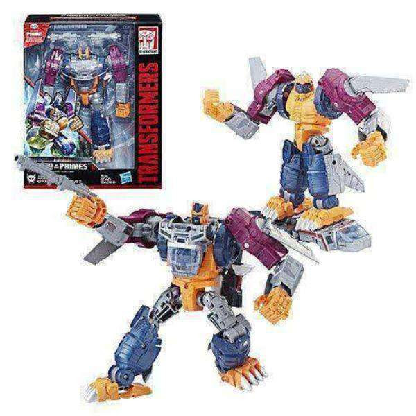 Image of Transformers Generations Power of the Primes Evolution Leader Optimal Optimus