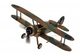 AA36212   Corgi 1:72   Gloster Gladiator Mk.II N2308 HP-B, RAF No.247 Squadron, Battle of Britain