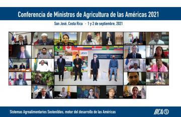 Ministros de Agricultura de las Américas impulsan acción conjunta en sanidad, refuerzo de seguridad alimentaria, sostenibilidad y digitalización del campo