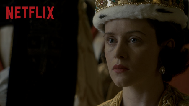 The Crown - Tráiler: Dos cortes - Netflix