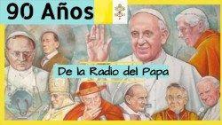 90 aniversario de la Radio del Papa.