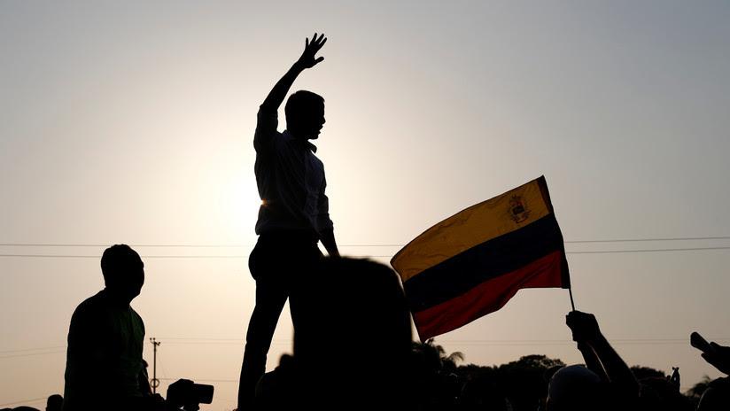 La Asamblea Constituyente de Venezuela allana la inmunidad parlamentaria de Guaidó y autoriza un juicio en su contra