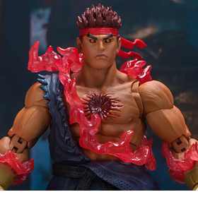 Ultra Street Fighter IV Evil Ryu 1/12 Scale Figure