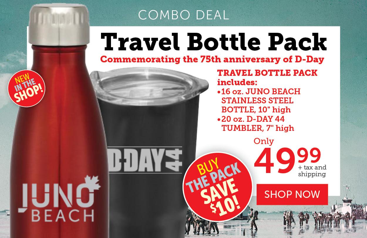 Travel Bottle Pack