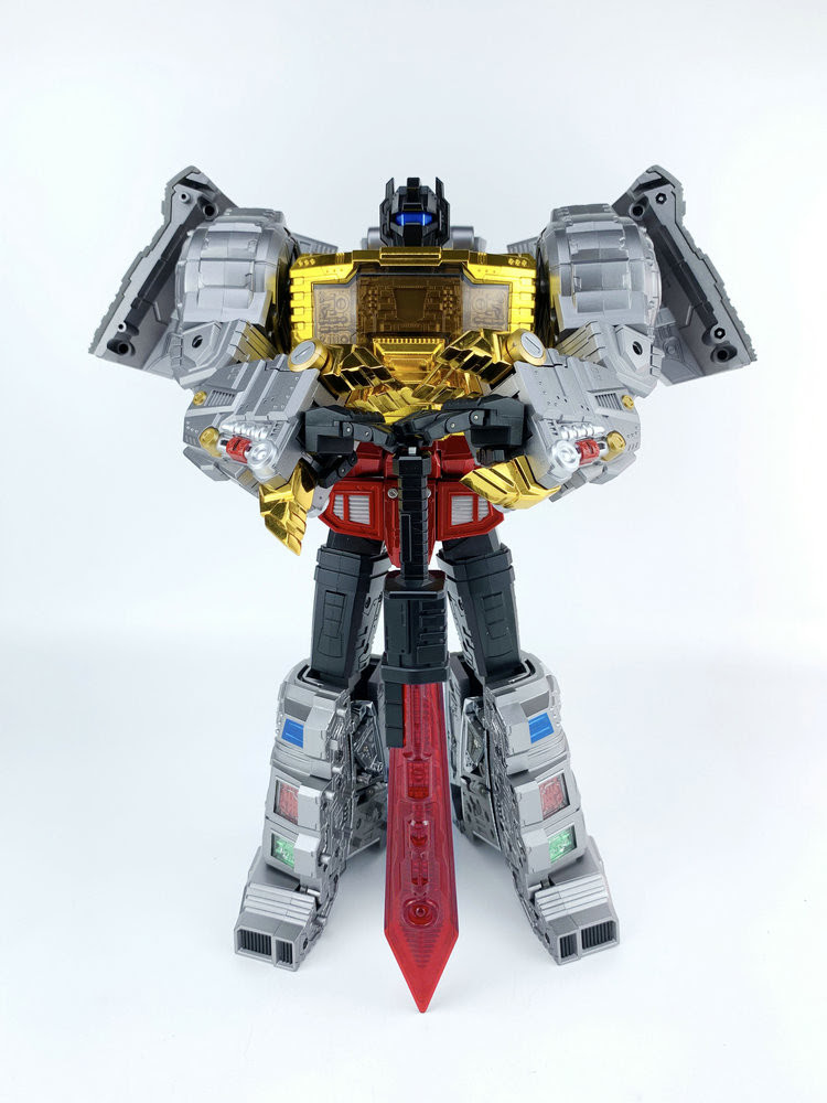 Giga Power - Gigasaurs - HQ01R Superator - Metallic