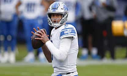 Lions shipping Matthew Stafford to Rams for Jared Goff in blockbuster trade