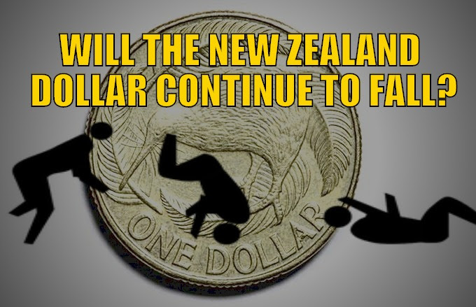 Will the New Zealand Dollar Continue to Fall?