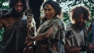 Cavemen and Cavewoman
