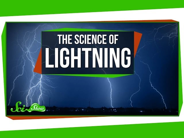 Sprites, Jets, and Glowing Balls: The Science of Lightning  Sddefault