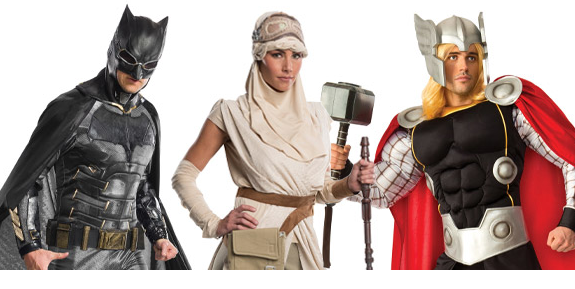 Grand Heritage Adult Costumes