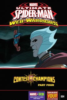 Marvel Universe Ultimate Spider-Man: Contest of Champions #4