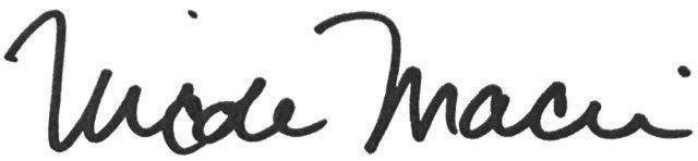 Macri signature