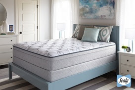 Closeout — Sealy Highfield Plush Euro-Top or Firm Mattress Sets