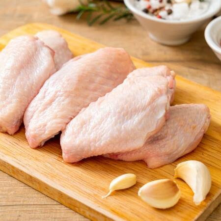 Fresh Air Chilled Chicken Wings