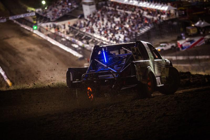 Christopher Polvoorde, Wild West Motorsports Park, STEEL-IT, Bink Designs