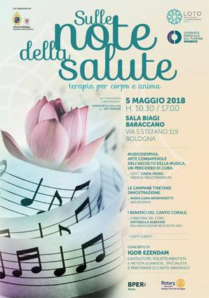 Tumore ovarico, a Bologna 100 nuovi casi all'anno. Per la Giornata  Mondiale la città diventa capitale della lotta al killer silenzioso: sabato 5 maggio le note di Igor Ezendam