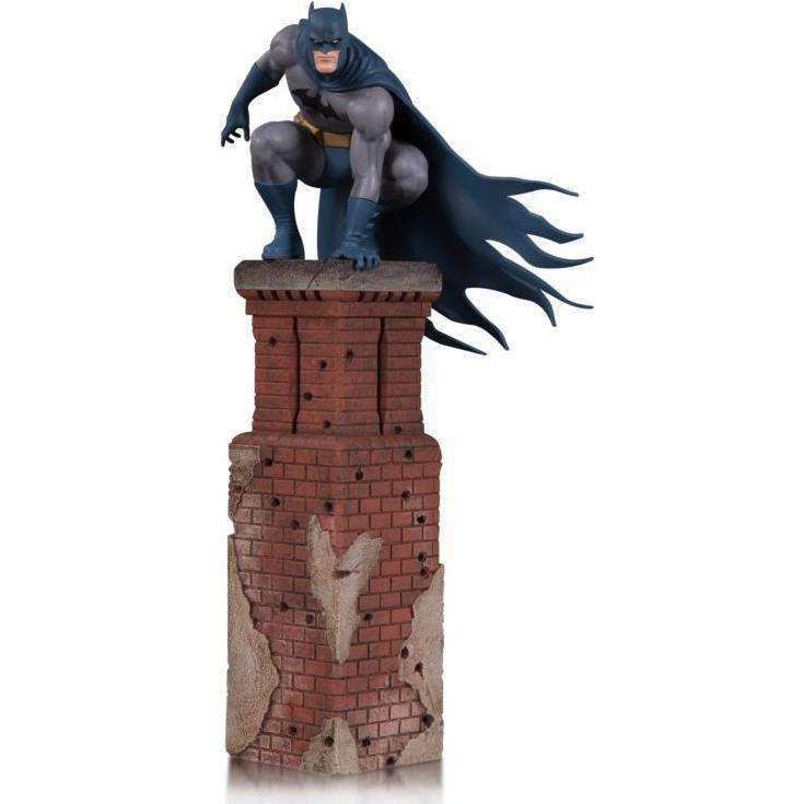 Image of DC Comics Bat Family Batman Multi-Part Statue Diorama