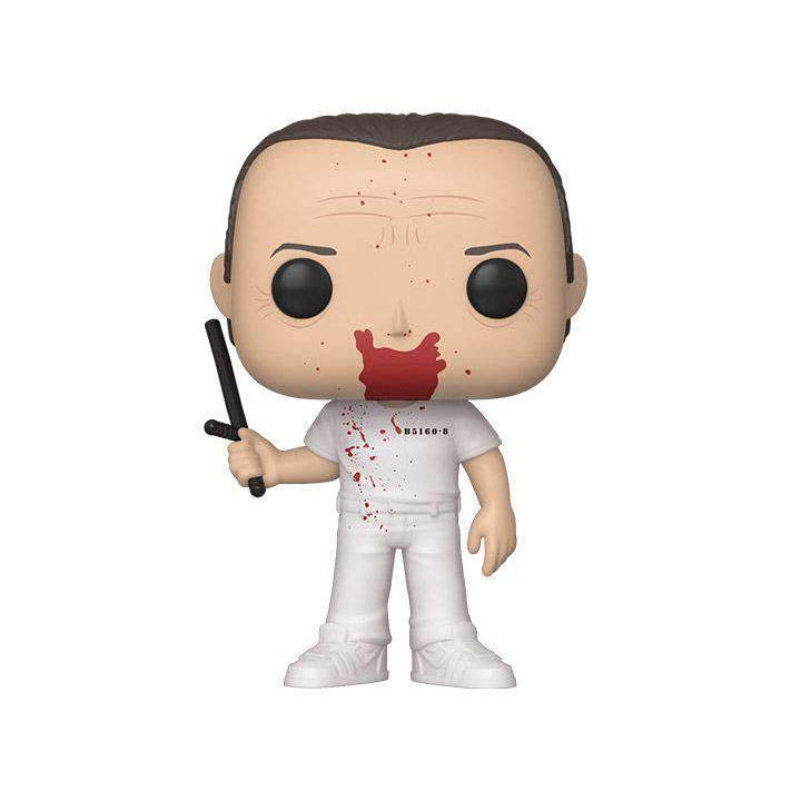 Image of Pop! Movies: The Silence of the Lambs - Hannibal (Bloody) - JUNE 2019