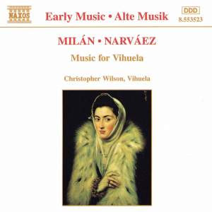 Milán & Narvaez: Music for Vihuela Product Image