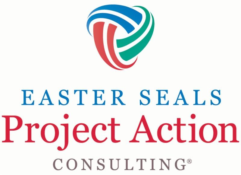 Easter Seals Project Action Consulting logo