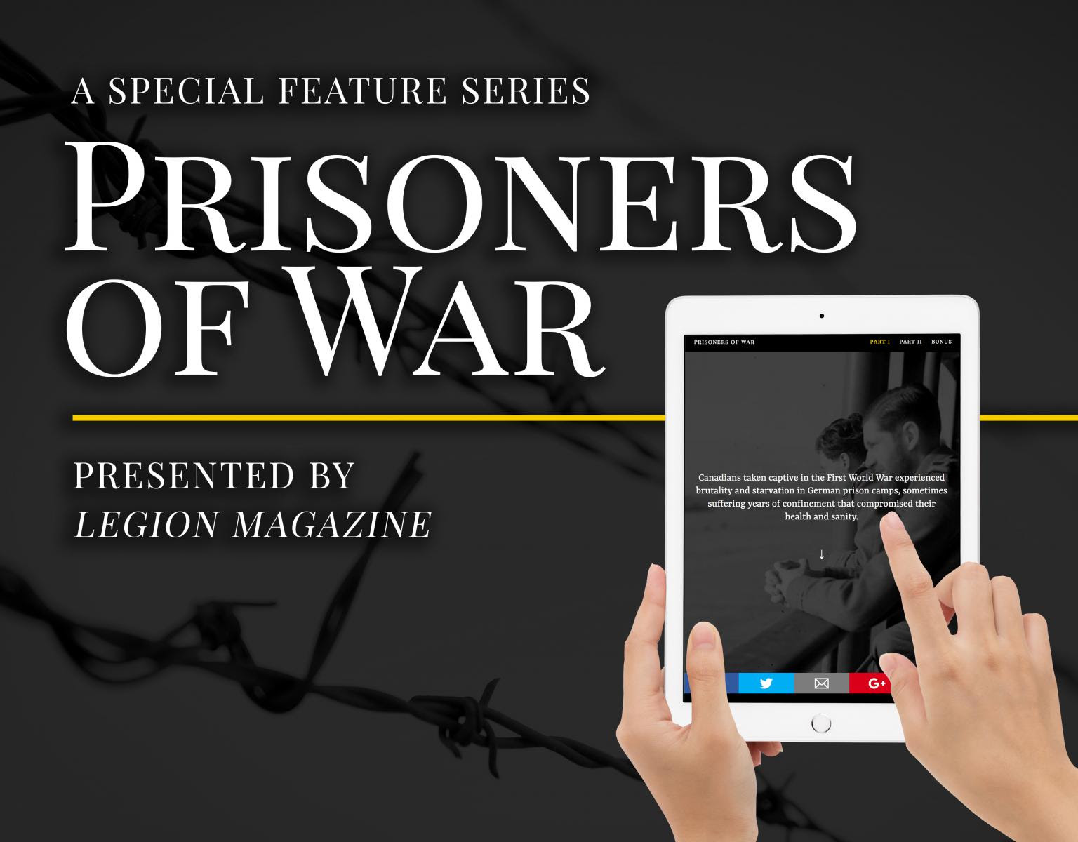 Prisoners of War | New Web Feature