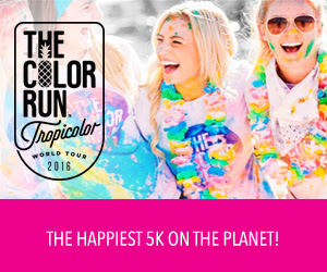 29 Color Run Events Currently.