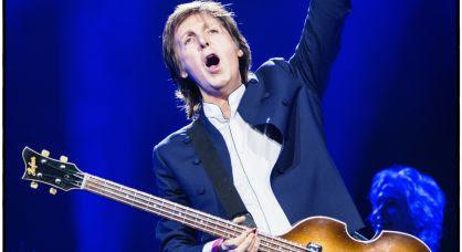 EL PAÍS tras a Paul McCartney a Madrid