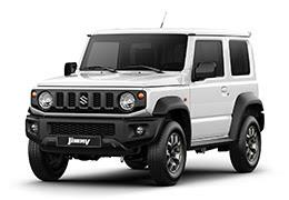 Suzuki Jimny Superior White