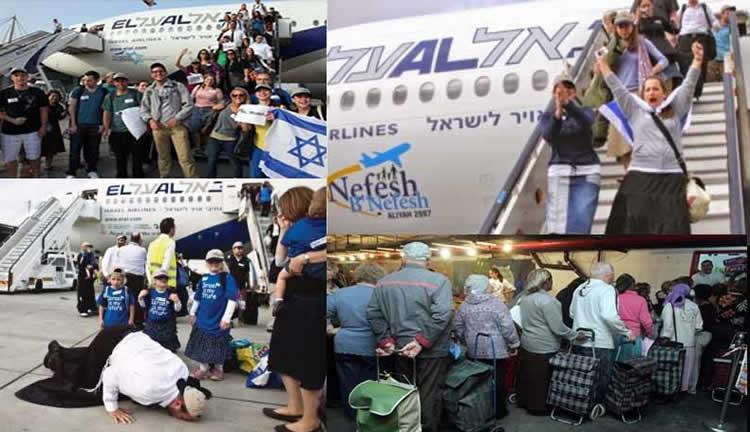 Colonialismo: Israel quiere triplicar la llegada al país de judíos de Brasil