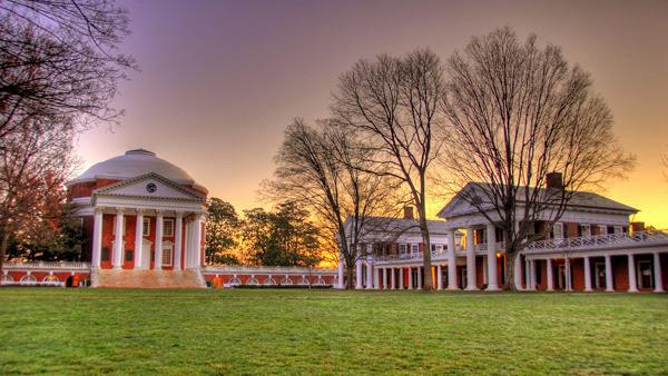đại học Mỹ, trường đại học đẹp