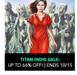 Titan Indie Sale: up to 66% off! Sale ends 10/15.