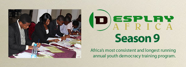 Call for Applications – DESPLAY Africa Season 9. Apply Now!
