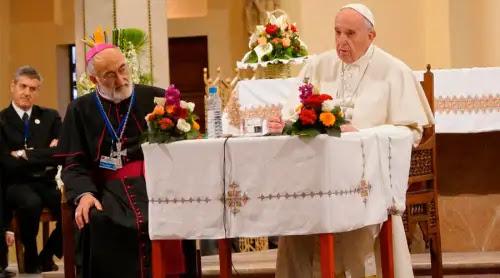 El Papa recuerda que una pequeña comunidad cristiana no tiene por qué ser insignificante